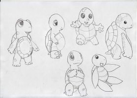 Jimmy the Turtle concept page 1 by cartoonist19