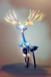 Pokemon x (Xerneas) by fra-92