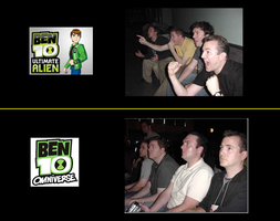 How people see Ben 10 Omniverse by MegatronDX