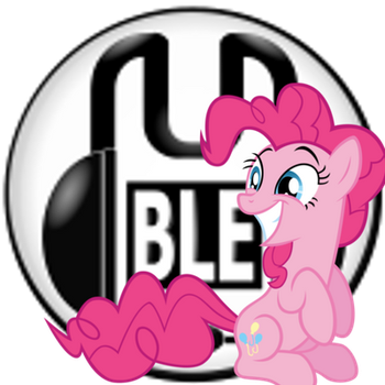 Pinkie Pie Mumble Icon by Dribmeg