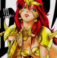 Scorpio No Angie ~ by Claire-Verseau