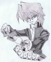 Joey Wheeler from Yu-Gi-Oh! by haloanime97