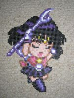 Chibi Sailor Saturn 2 by PlasticPixel