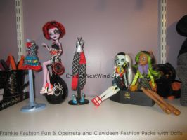 Monster High Collection Update 10 by Childofwestwind