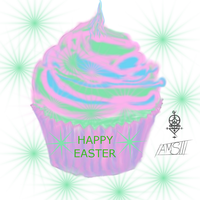 eASTER cUPCAKE by milissaroland