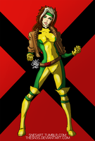 Give Me Sum Sugah, Hun - ROGUE by theSN3S