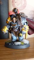 Space Wolves by Beowyr