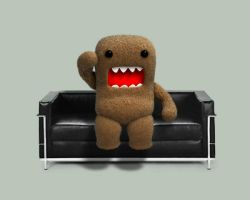 domo again by snuff75x