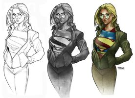 Super Girl Sequence by taguiar