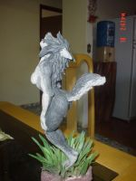 Wolfgirl 05 by Mago2007