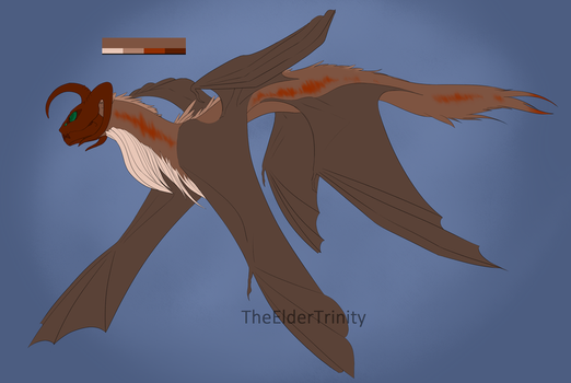 Red-sided sand strider-ADOPT AUCTION-CLOSED by TheElderTrinity