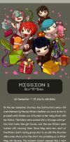 Mission I Report by Incross