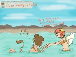 Q2: Swimming Lessons by AskTheSiren