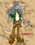 Barret by CyrilTheWizard