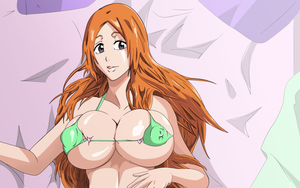 orihime by laxus31293