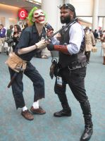 Lord Blackwater bringing in the Joker by pa68