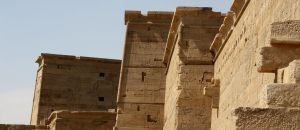 Philae Temple by EduGanster