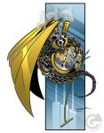 Clockwork Dragon by GarthFT