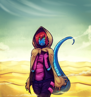 Desert Kass[Trade] by ModeSeven