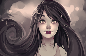 marceline C: by wreeeeeeee