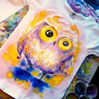 Owl for little girl by bemain