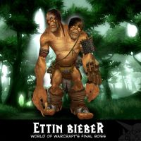 WoW - Ettin Bieber by OmegaClarens