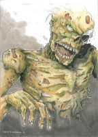 Zombie by Iconograph