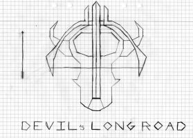 Devil's Long Road by Calexio3