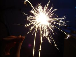 Sparklers by angelines