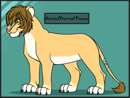 Ainra Full Body by UnaNuna