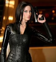 Selene from Underworld by wstoneburner