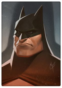 Batman by SimonLoche