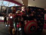 Age of Ultron Avant Premiere by CosplayCorp