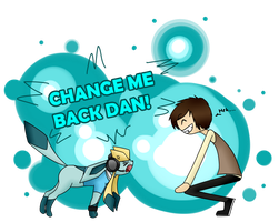 CHANGE ME BACK DAN! (Velvetkitteh's Contest Entry) by 11IceDragon11