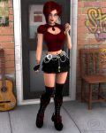 Punk-Rock Princess by WilliamRumley