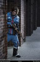 Vyse from Valkyria Chronicles by spooky-epiic