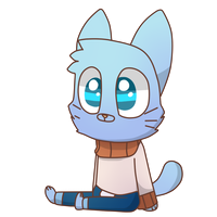Gumball's Design by Cookie-fish