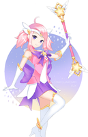 Star Guardian Lux by sushiroe