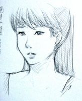 Day 281: Miss A - Suzy by shortpinay