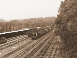 NS In Youngstown, Ohio by LDLAWRENCE