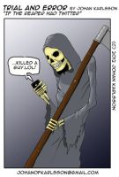 If the Reaper had twitter by punkrock3r
