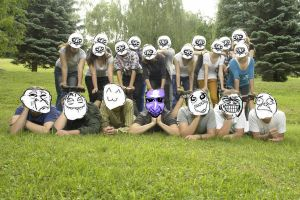 Trolling With Class Photo by DokuDoki