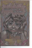 Little Book Cover by LynnieLemon13