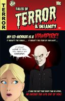 Terror and Insanity by whyaduck