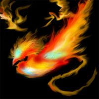 Fire Themed Sliver by chrosis
