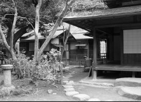Japanese House by Clairei