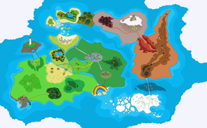 Eirroh Region by FrozenFeather