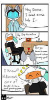A Typical Day With Doctah Jerk 8D by SmilehKitteh