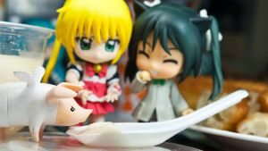 Piggy stole our food by Kodomut