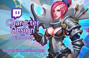 Live Character Demo by dinmoney
